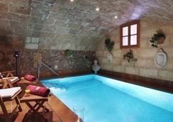 帕拉西奧卡薩加勒薩酒店 - 帕爾馬 - 游泳池