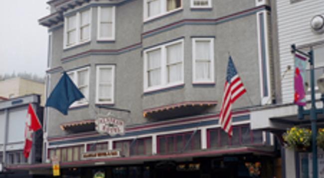 Alaskan Hotel and Bar - 朱諾 - 建築