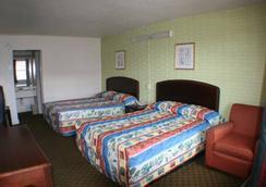 預算酒店- 夏洛特 - 夏洛特 - 臥室