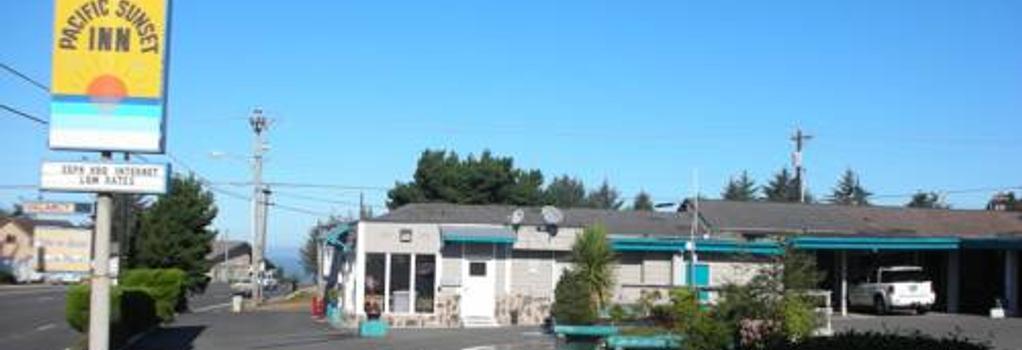 Pacific Sunset Inn - 布魯金斯 - 建築