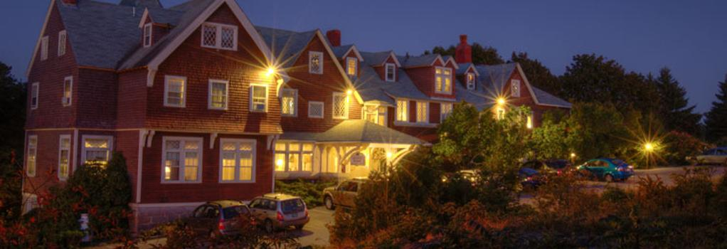 Cleftstone Manor - Bar Harbor - 建築