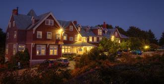 可拉佛斯多莊園酒店 - Bar Harbor - 建築