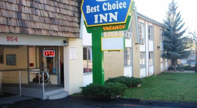 Best Choice Inn - 南太浩湖 - 建築