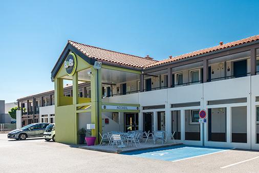 佩皮尼昂埃斯潘內門南住宿加早餐旅館 - 佩皮尼昂 - 建築