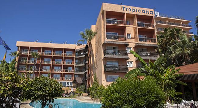 Hotel Tropicana - Torremolinos - 室外景