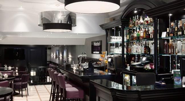 Hotel Luxer - 阿姆斯特丹 - 酒吧