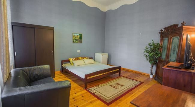 Altera Hostel - 聖彼得堡 - 臥室