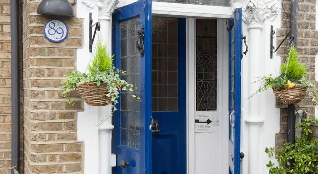 Melrose House - 倫敦 - 建築