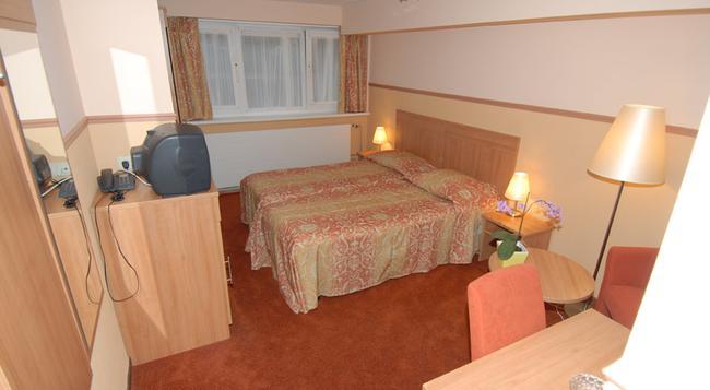 Hotel Sander - 阿姆斯特丹 - 臥室