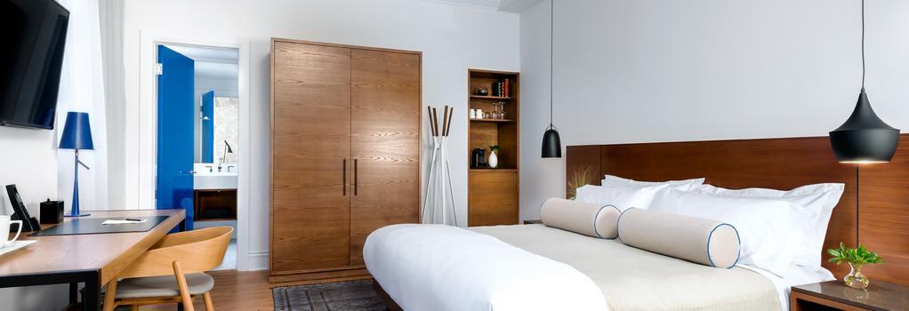 The Walper Hotel - Kitchener - 臥室