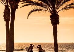 H10征服者酒店 - 美洲海灘 - 海灘