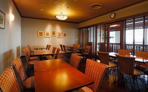 大阪蒙特利拉蘇瑞飯店 - 大阪 - 休閒室