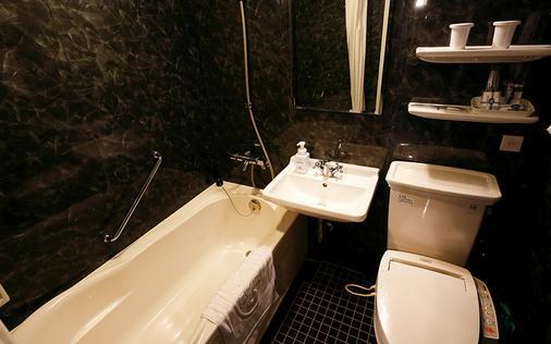大阪拉蘇瑞蒙特利酒店 - 大阪 - 浴室