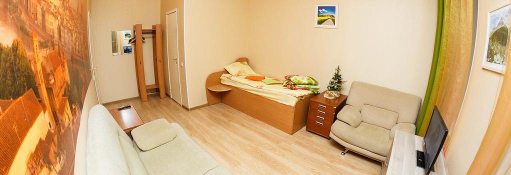 Majskij Aparthotel - 聖彼得堡 - 臥室
