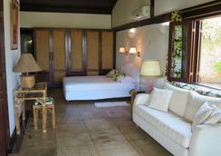 特皮克德卡皮克爾尼奧酒店 - 布希奧斯 - 臥室