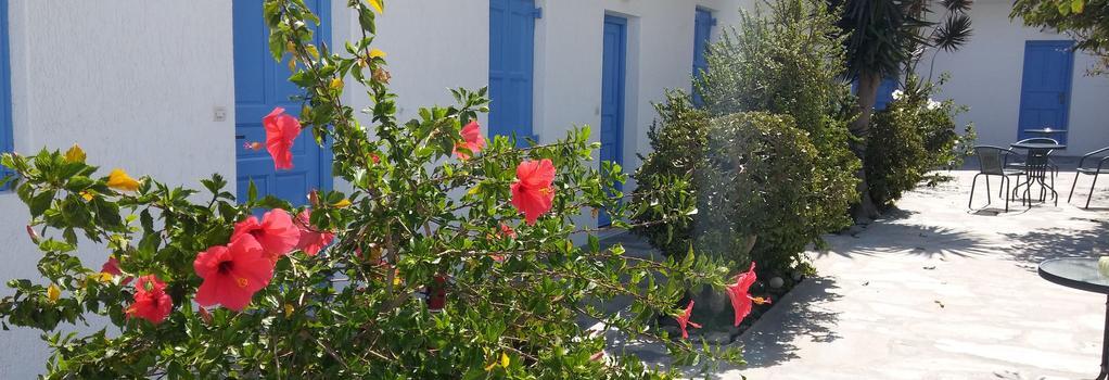Mykonos Vouniotis Rooms - 米科諾斯島/麥科諾斯島 - 建築