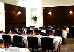 拉沙特聖母院酒店 - 盧爾德 - 餐廳