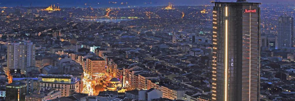 Istanbul Marriott Hotel Sisli - 伊斯坦堡 - 建築