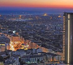 伊斯坦布爾希什利萬豪酒店