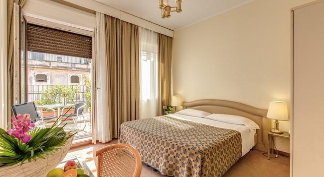 Hotel King - 羅馬 - 臥室