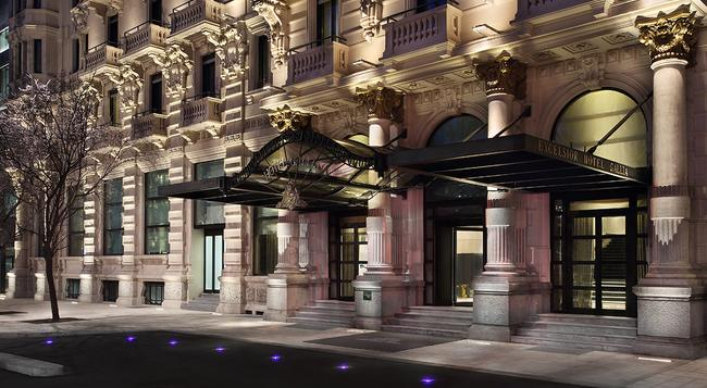 Excelsior Hotel Gallia, a Luxury Collection Hotel, Milan - 米蘭 - 建築