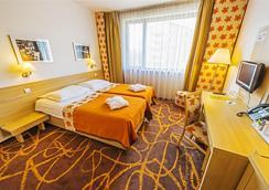 伊利斯艾登酒店 - 布拉格 - 臥室