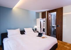 利奧酒店 - 濟州 - 臥室