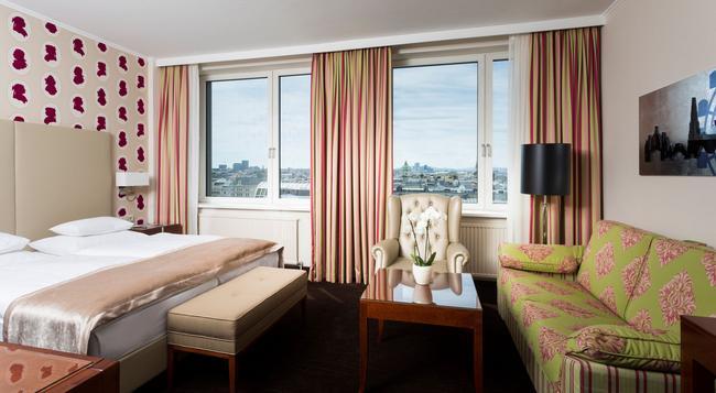 Hotel Am Parkring - 維也納 - 臥室