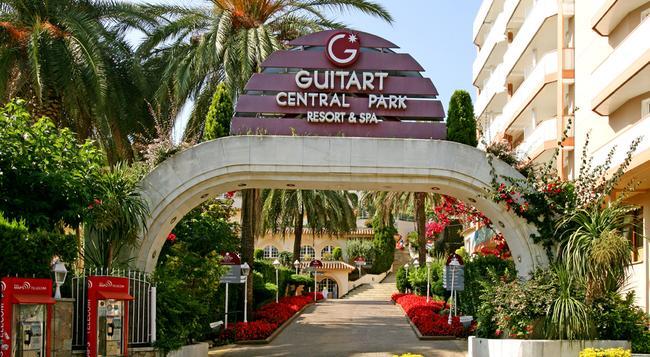 Guitart Central Park Resort & Spa - 羅列特海岸 - 建築