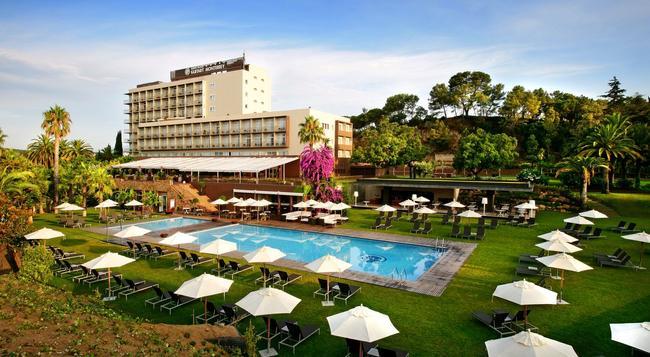 Gran Hotel Monterrey - 羅列特海岸 - 建築