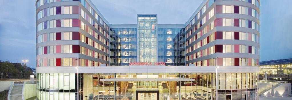 Mövenpick Hotel Stuttgart Airport & Messe - 斯圖加特 - 建築