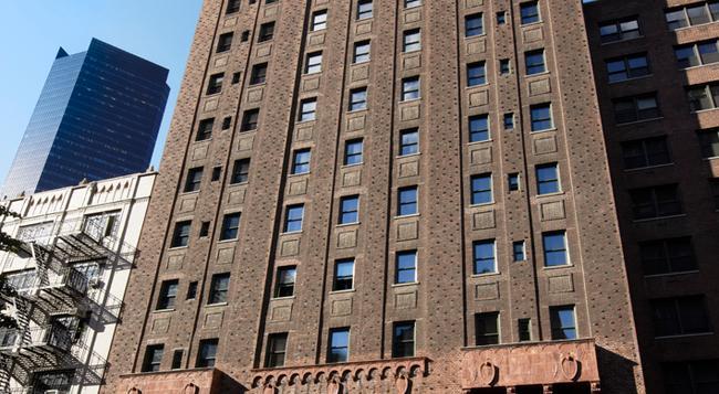 Pod 39 - 紐約 - 建築