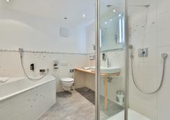貝姆旅遊酒店 - Schönau am Königsee - 浴室