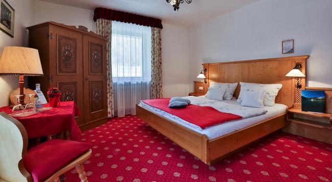 Tourist Hotel Boehm - Schönau am Königsee - 臥室
