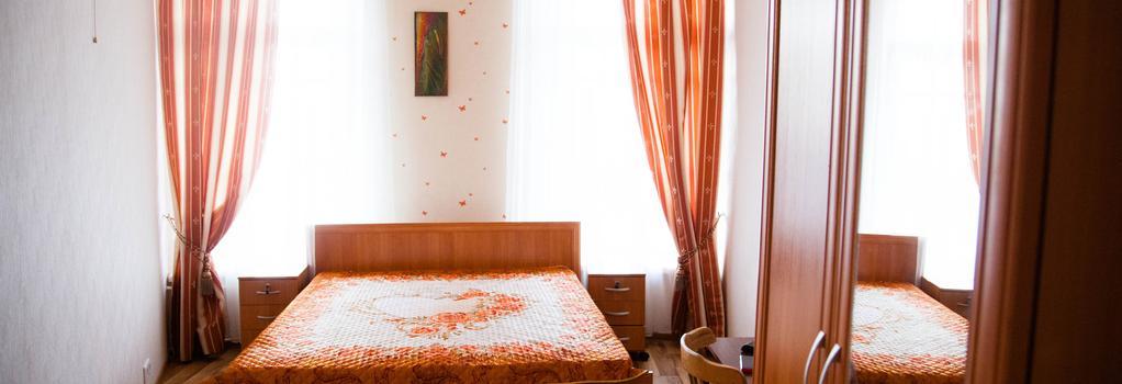 Mini Hotel Petropavlovsky - 聖彼得堡 - 臥室