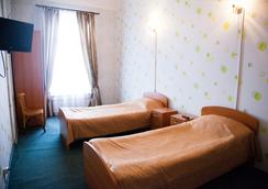 派威斯凱迷你酒店 - 聖彼得堡 - 臥室