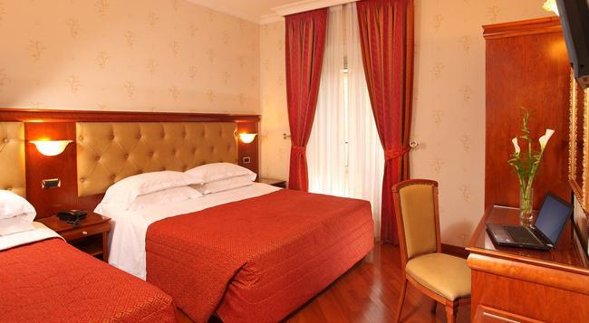 Hotel Serena - 羅馬 - 臥室