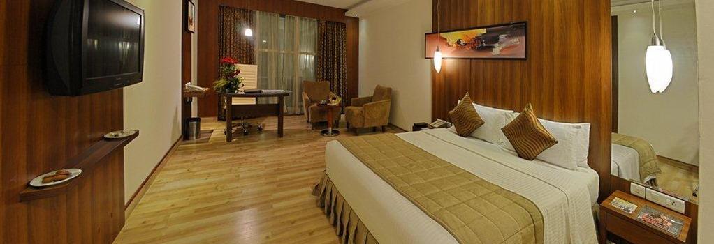 Gokulam Park Coimbatore - 哥印拜陀 - 臥室