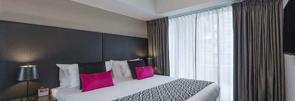 Mantra Southbank Melbourne - 墨爾本 - 臥室