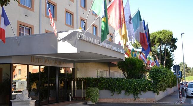 Hotel Marc Aurelio - 羅馬 - 建築