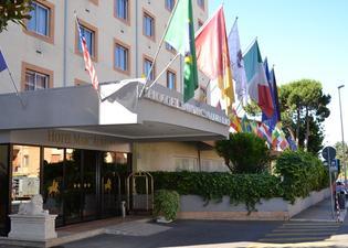 馬克奧雷里奧酒店