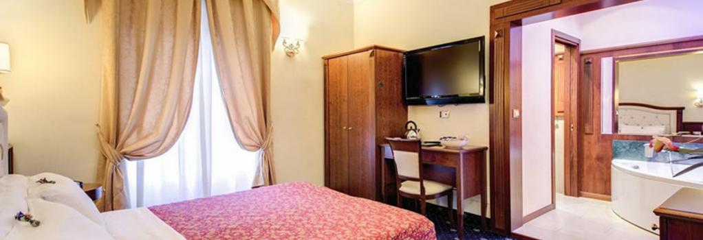 Esedra Inn - 羅馬 - 臥室