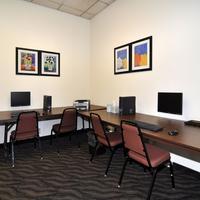 Clarion Inn & Suites Business center