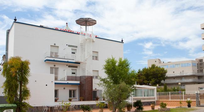 Hotel Montana - 羅薩斯 - 建築