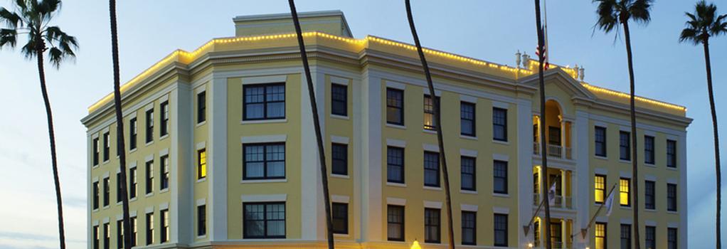 Grande Colonial Hotel - La Jolla - 建築