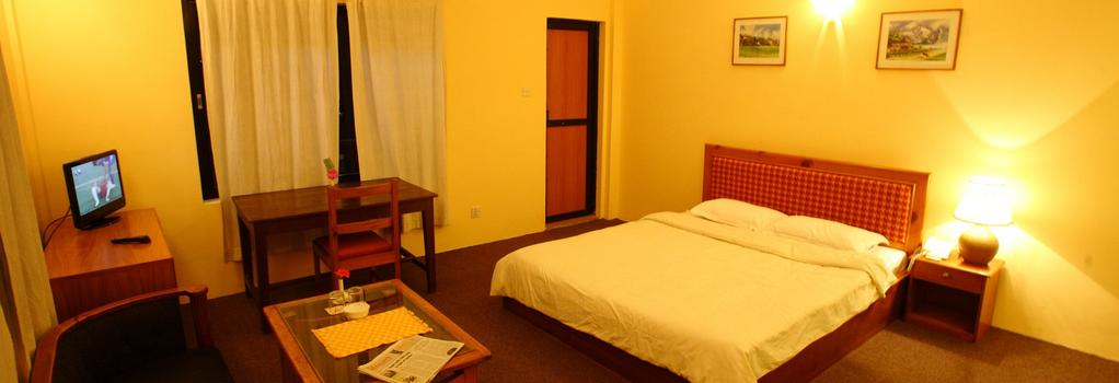 Royal Astoria Hotel - 加德滿都 - 臥室