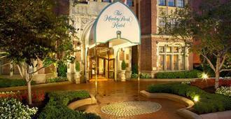 亨利公園酒店 - 華盛頓 - 建築