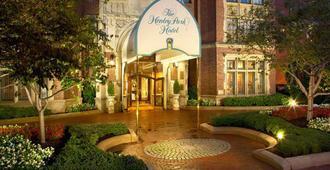 亨利公園飯店 - 華盛頓 - 建築