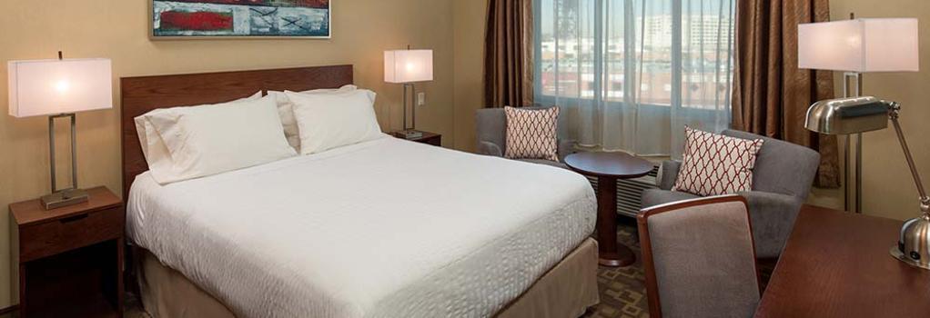 Jaslin Hotel - 芝加哥 - 臥室