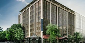 聖格雷戈里酒店 - 華盛頓 - 建築